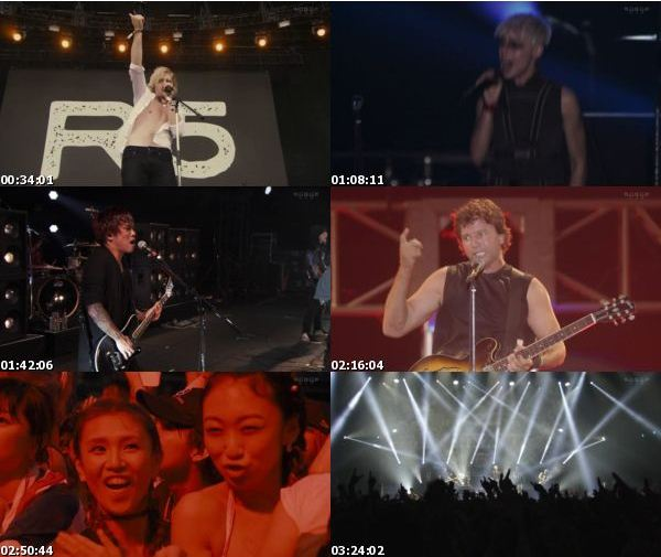 [TV-Variety] SUMMER SONIC 2016 DAY-1 (WOWOW Live 2016.09.24)