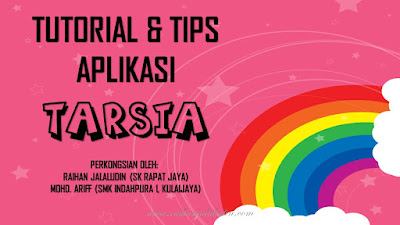 Tutorial & Tips Membina Puzzle Tarsia