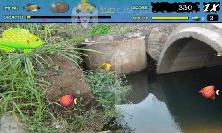 تحميل جميع اجزاء لعبة السمكة برابط مباشر من ميديا فاير