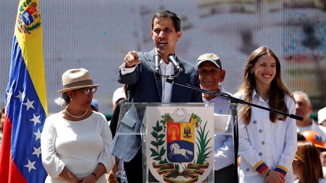 La autoproclamación de Guaidó divide a la oposición venezolana