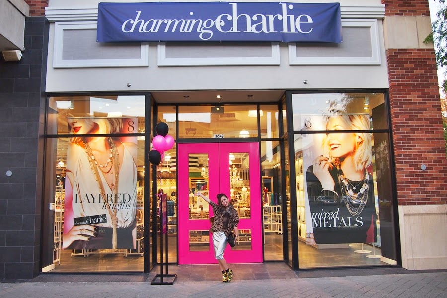 Charming Charlie Grand Opening Event