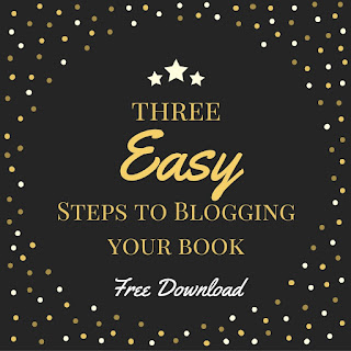 3 easy steps to blogging your business book
