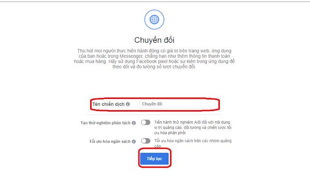 Tối Ưu Hóa Trong Quảng Cáo Facebook (Optimising) 3