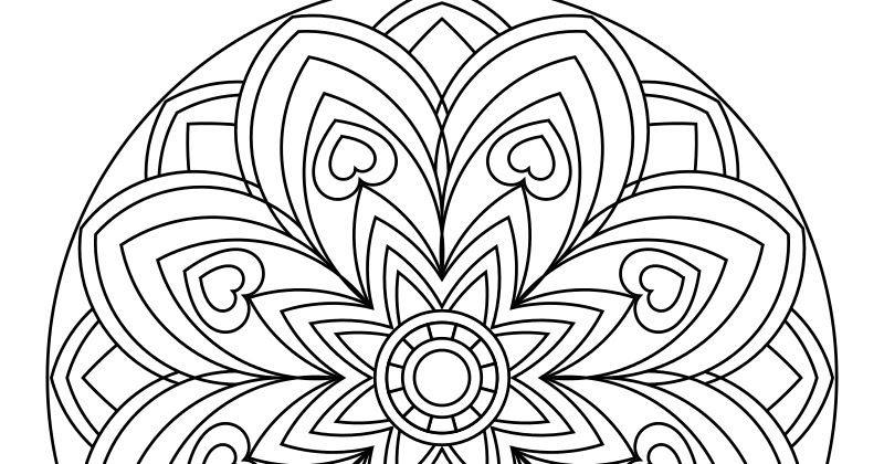 Let It Shine: It's a New Year and Another Free Coloring Page