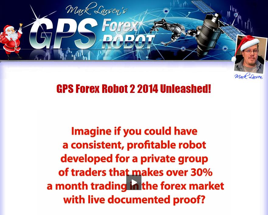 Gps forex robot v3