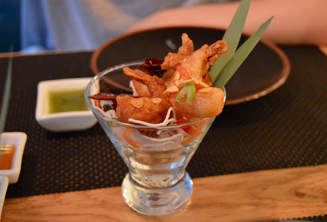 Chili Prawn Chi Kitchen