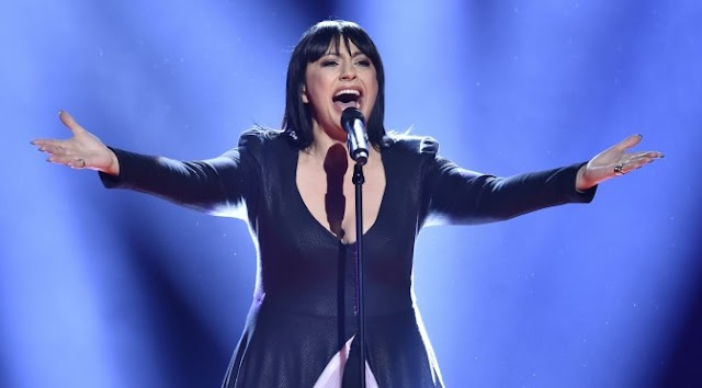 Macedonian Singer Kaliopi Fails to Qualify for Eurovision Song Contest Finals