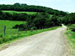Estrada de Terra do Caminho de Santiago, Santo Antônio da Patrulha