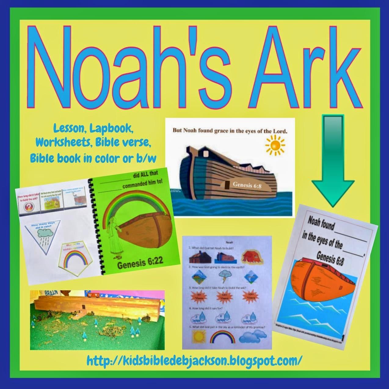 http://www.biblefunforkids.com/2013/06/genesis-4-noah-ready.html