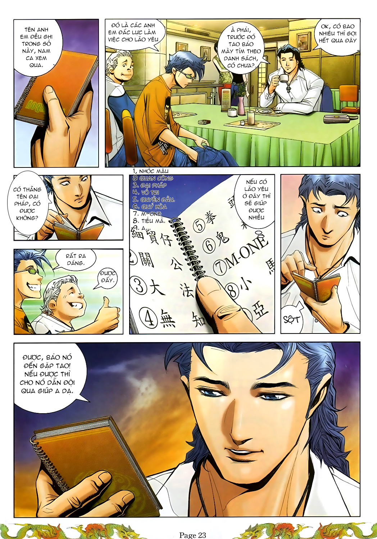 Người Trong Giang Hồ Chap 782 - Truyen.Chap.VN