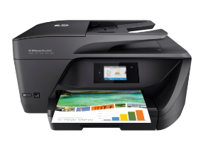 HP OfficeJet Pro 6960 All-in-One Printer series Driver Downloads & Software for Windows