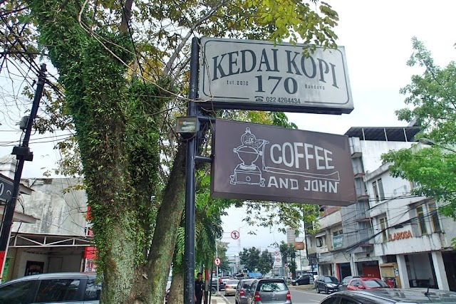 Gak Ngopi di Kedai Kopi 170, Bandung