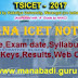 TS ICET Notification 2017,Telangana ICET Schedule,Online Apply,Syllabus,Exam Pattern,Keys,Result