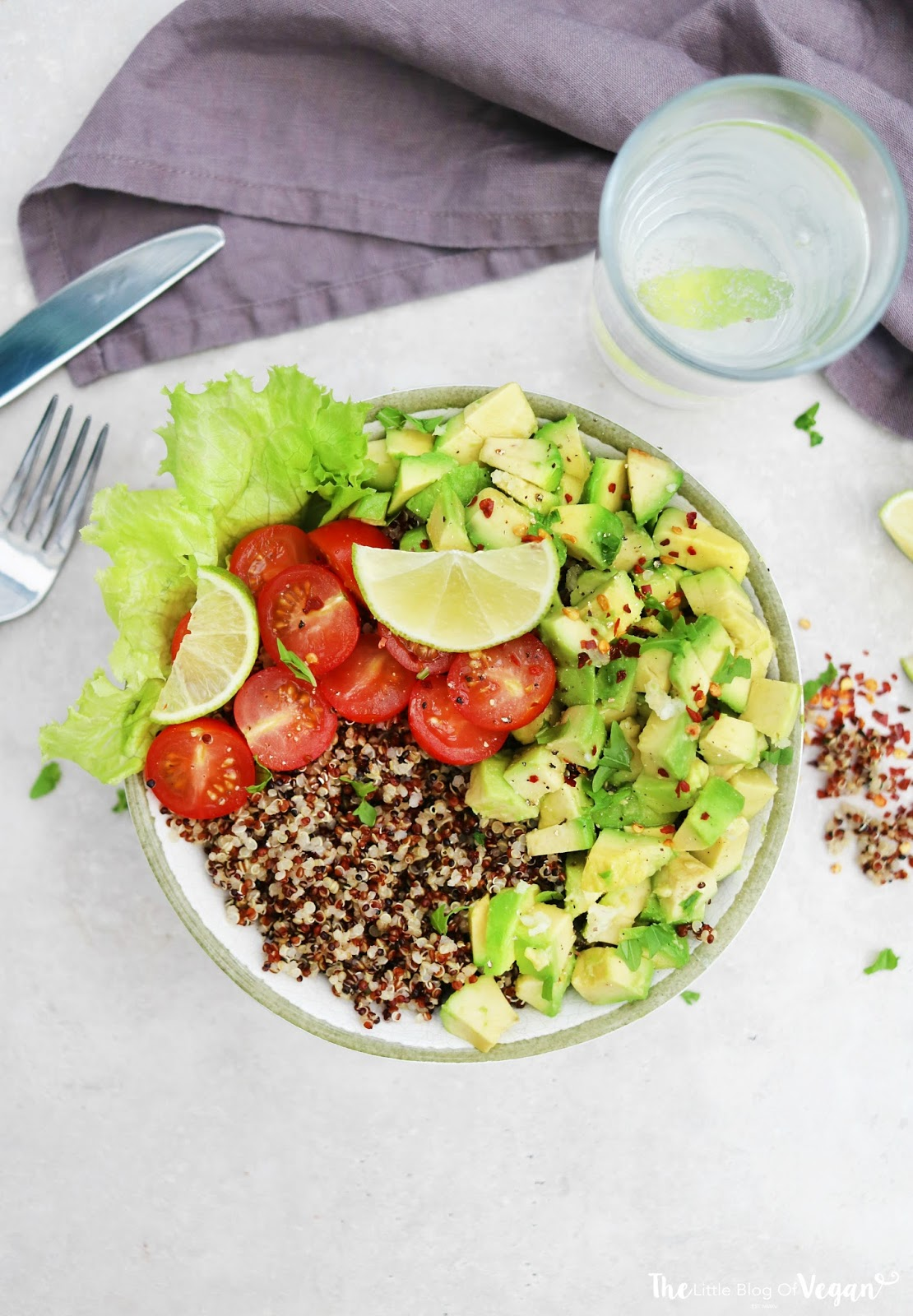 This Salad Is Absolutely Divine, Fresh And Extremely Tasty! It's Packed  Full Of Flavour It's Nice To Have The Different Textures, Soft Avocado,