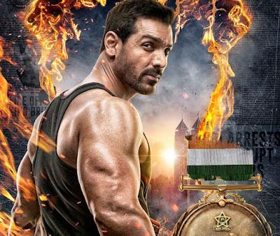 Satyameva Jayate Movie First Look, Poster, John Abraham Looks from Satyameva Jayate