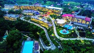 Lokasi dan Daftar Harga Kamar Hotel Seruni Puncak