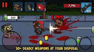 Download Zombie Age 3 V1.2.1 Apk Mod Unlimited Money/Ammo For Android 3