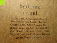 bedtime ritual Inhaltsstoffe: Badekugeln Geschenkpackung - 6 grosse Bio Badenbomben pro Packung - Einzigartige, luxuriöse und sprudelnde Kugeln - die ideale Geschenkidee - Hergestellt in den USA (Beauty by Earth)