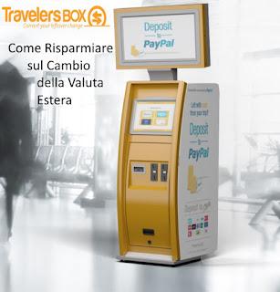 TravelersBox: Come Risparmiare sul Cambio della Valuta Estera