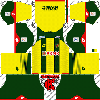 Kedah FA 2019 Kit - Dream League Soccer Kits
