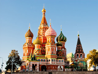 Tempat Wisata Terkenal di Rusia
