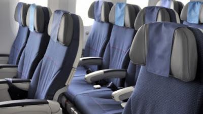 οι πιο ασφαλείς θέσεις στο αεροπλάνο