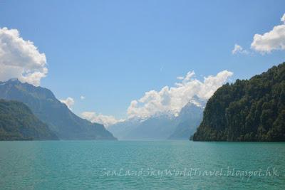 Switzerland, William Tell Express, 瑞士, 威廉泰爾快線