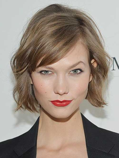 Short Haircuts for Long Faces for Girls Jere Haircuts