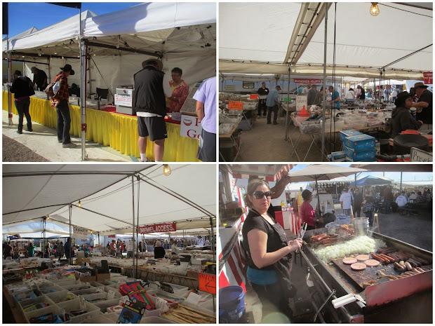 2014 Quartzsite AZ Flea Market