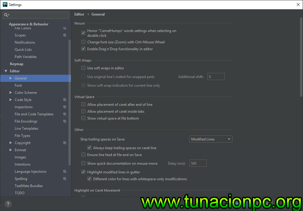 descargar JetBrains WebStorm con licencia