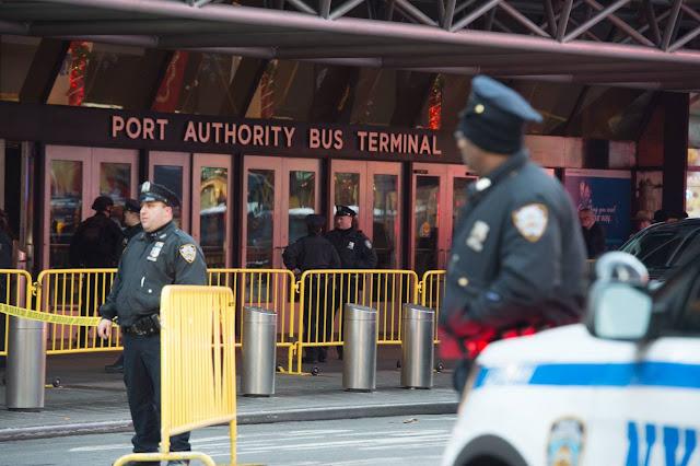 Cuatro personas resultaron heridas en atentado terrorista en Nueva York