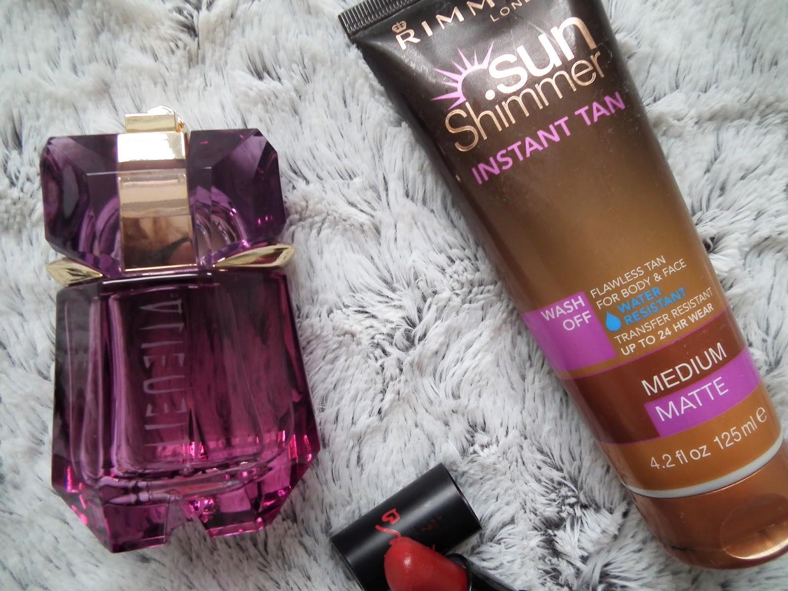 Perfume & Instant Tan