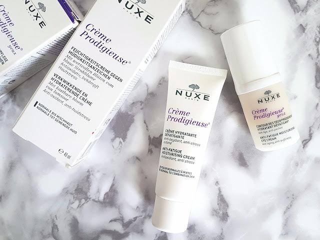 Nuxe Crème Prodigieuse Anti-Fatigue Moisturising Cream and Eye Cream