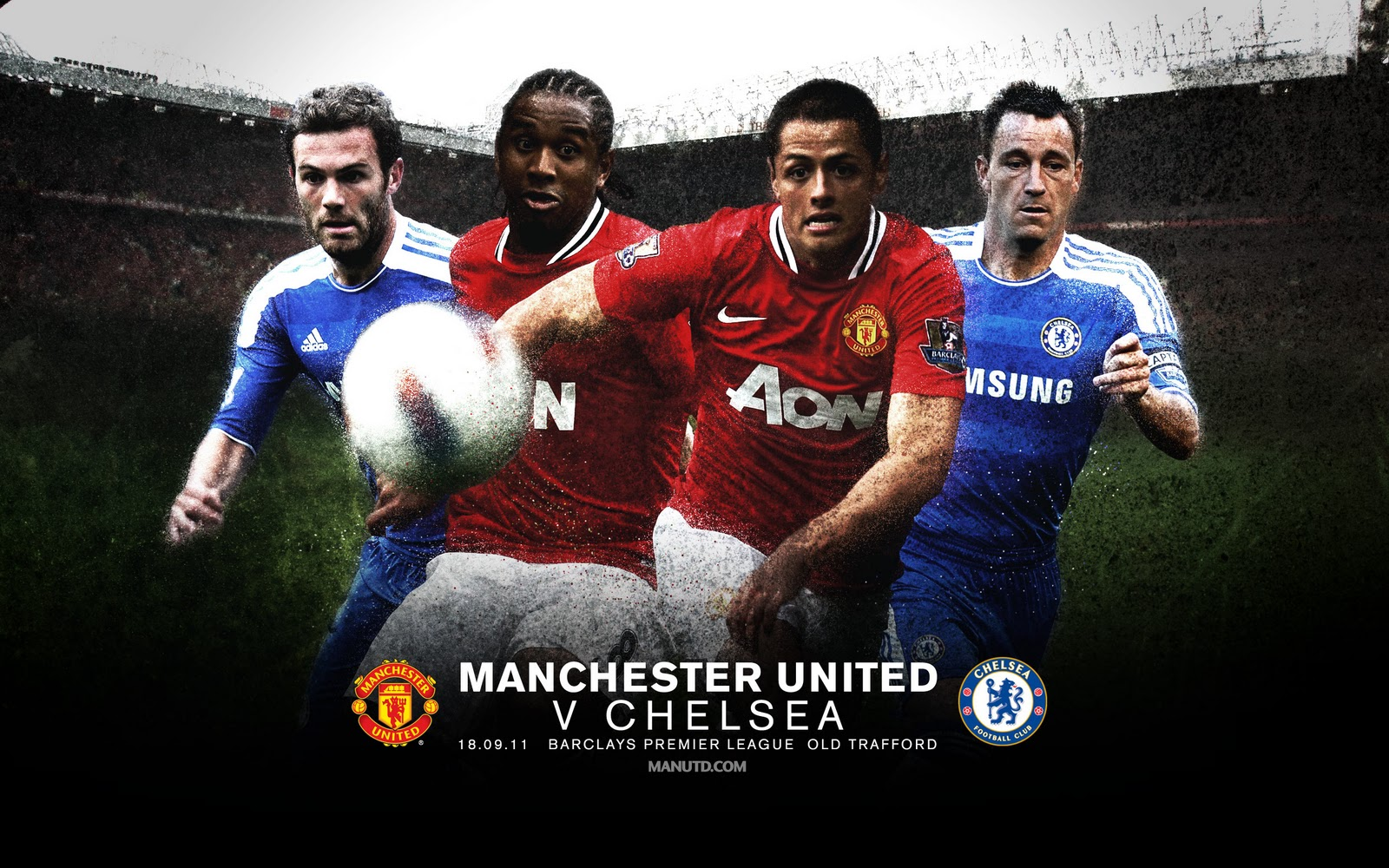 Manchester United Vs Chelsea 2011 2012 Wallpapers Sports Mania