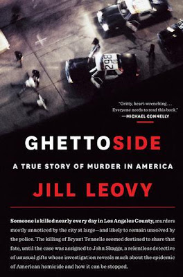 Ghettoside by Jill Leovy - book cover