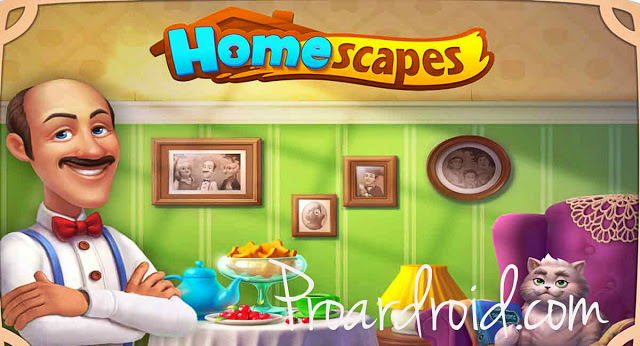 لعبة Homescapes v2.3.0.900 مهكرة كاملة Homescapes-apk.jpg