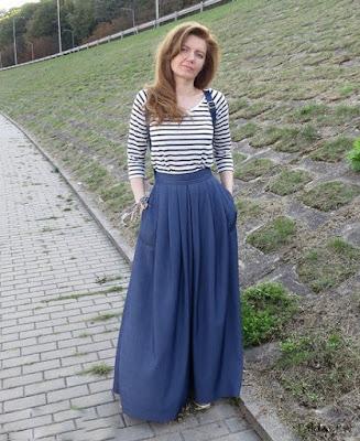Faldas Vaqueras Largas