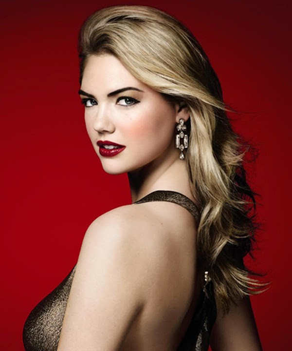 Bobbi Brown Holiday 2014 Make Up Collection featuring Kate Upton