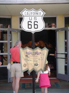 US Route 66 Loving San Francisco