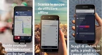 Aggiornamento HERE Maps iOS - Android