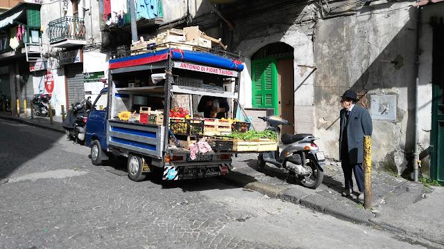 Ambulante-Rione Sanità-Napoli