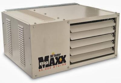 Mr Heater Propane Garage Mhu45lp Best Offer