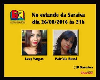 Editora Charme - Bienal do Livro 2016