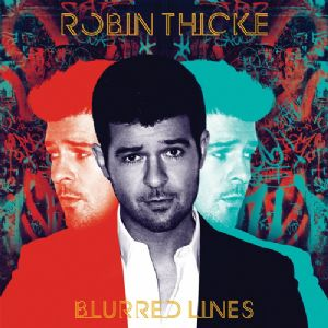 Blurred Lines - Robin Thicke, T.I., Pharrell Williams