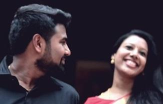 TRADITIONAL KERALA HINDU WEDDING OUTDOOR VIDEO