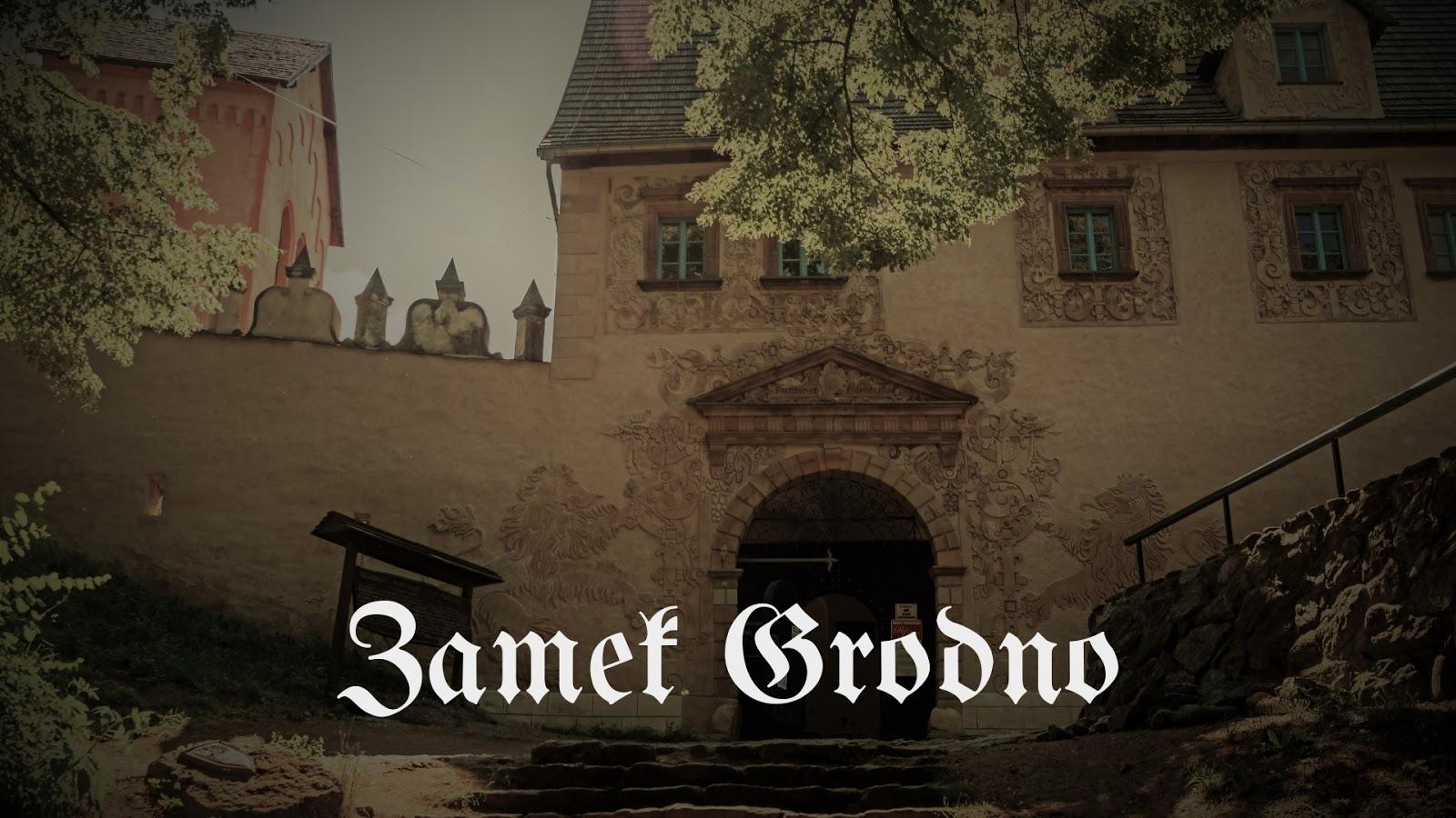 Zamek Grodno Zagórze Śląskie - Zwiedzanie zamku