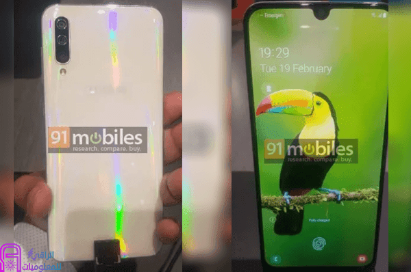 صور مسربة تستعرض لنا هاتفي Galaxy A30 و Galaxy A50 من سامسونج