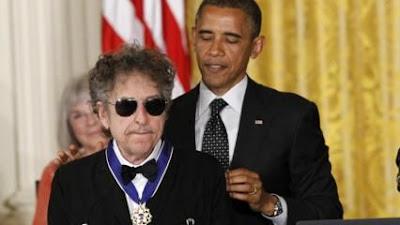 Bob Dylan, premio nobel de literatura