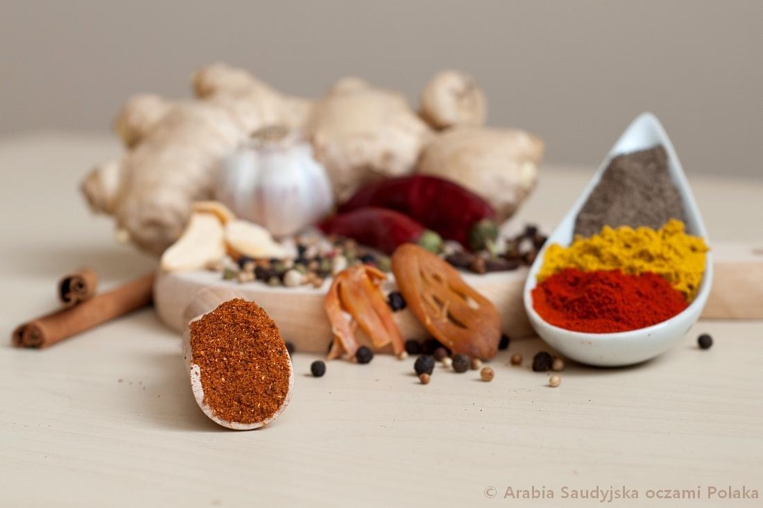 Tandoori masala - mieszanka przypraw