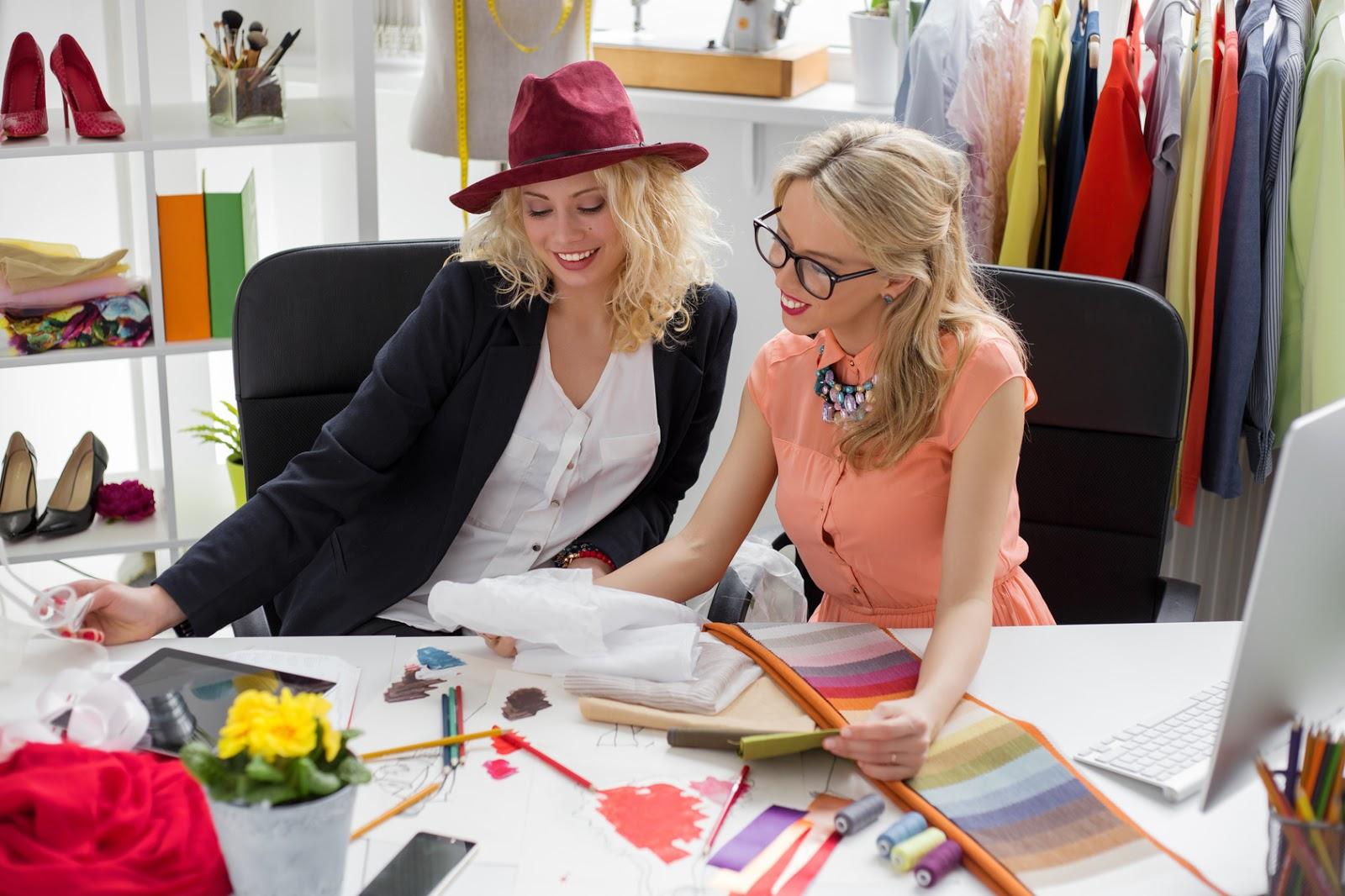 Muốn kinh doanh quần áo phải có vốn và cửa hiệu